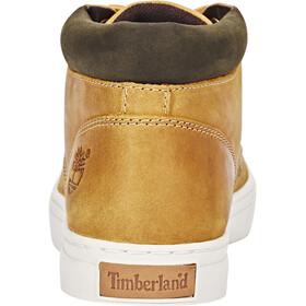 Timberland Adventure 2.0 Cupsole Chukka Shoes Men Burnished Wheat Nubuck